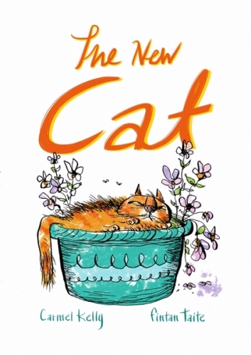 'The New Cat' Now Available!